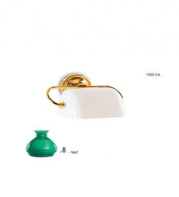 applique Moretti Luce 1500.V.vert