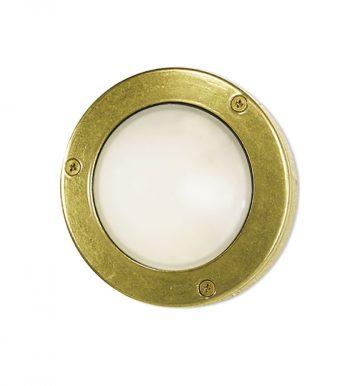 balisage Moretti luce laiton brut 188