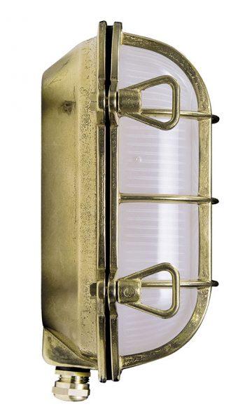 applique Moretti luce laiton brut 200.09.O