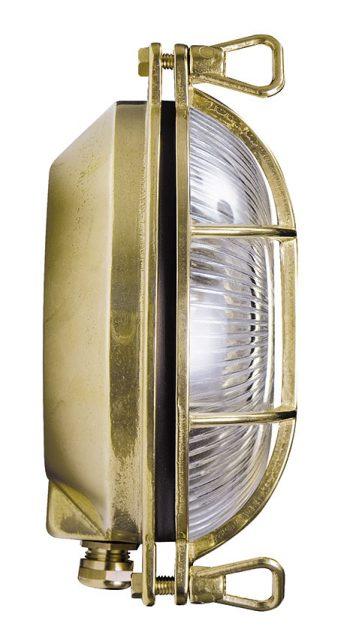 applique Moretti luce laiton brut 200.10-T-cote