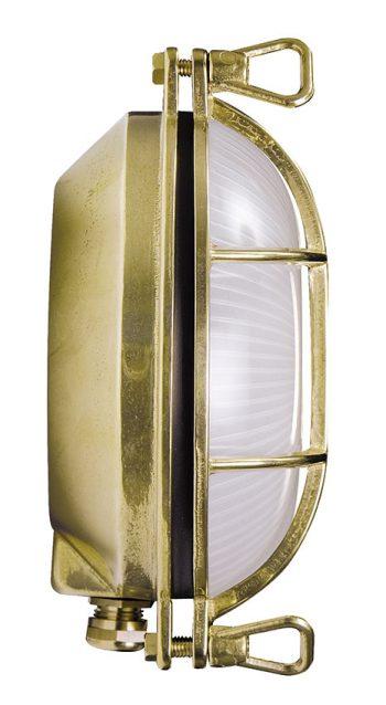 applique Moretti luce laiton brut 200.10.O-cote