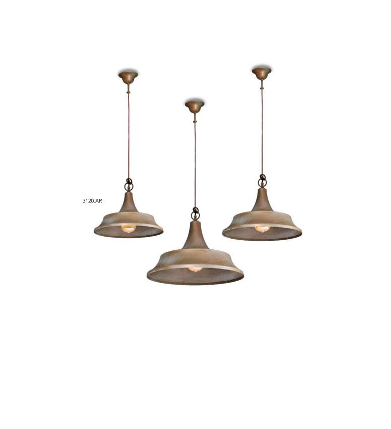 lampe Moretti Luce atelier-3120-3122