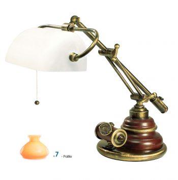 lampe Moretti Luce 1507.A-paille