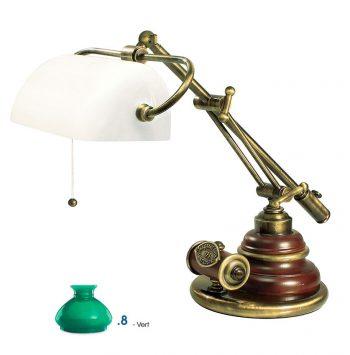lampe Moretti Luce 1507.A-vert
