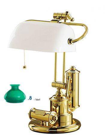 lampe Moretti Luce 1512.V-vert