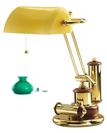 lampe Moretti Luce 1513.V-vertjpg