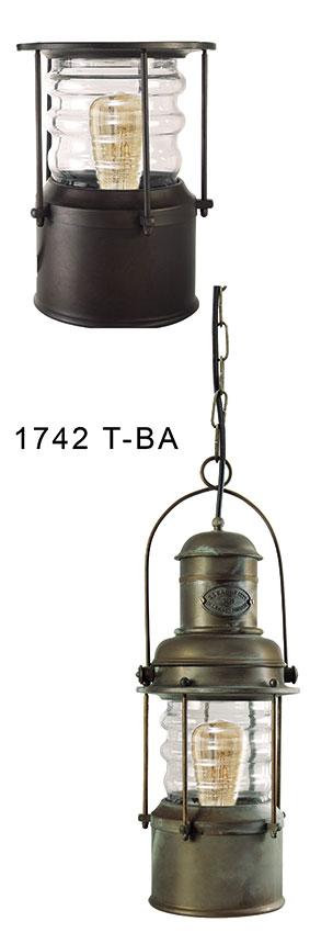 lampe moretti luce Cortez 1742-T-BA