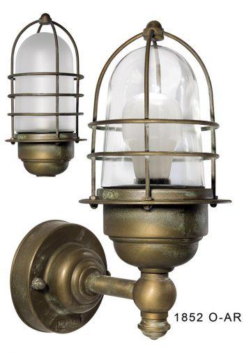 lampe moretti luce Torcia 1852.O-AR