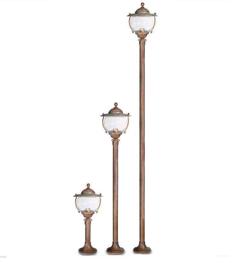 lampe Moretti Luce Betulle 2055-2056-2057