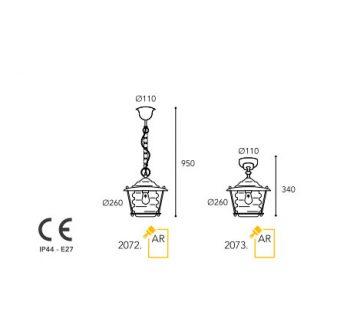 lampe moretti luce dimension-onda-2072-2073