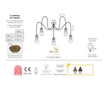 suspension Moretti Luce dimension-spiral-3085