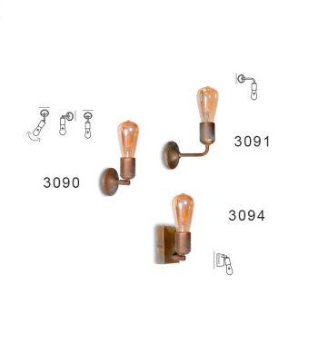Lampe -moretti-luce dimension-lumen-3090-3091-3094