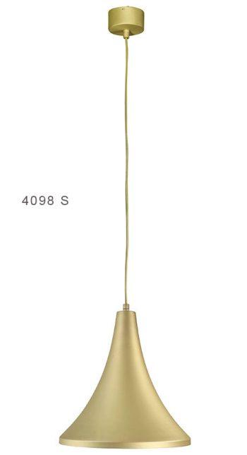 suspension Moretti Luce Lily 4098-S