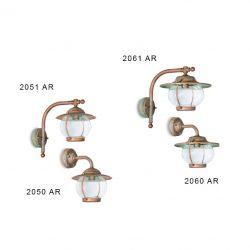 Applique moretti luce Monviso 2050-2061-AR